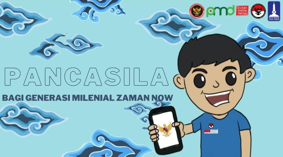 Pancasila Bagi Generasi Millenial Jaman Now